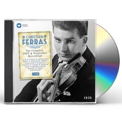 ICON - CHRISTIAN FERRAS CD