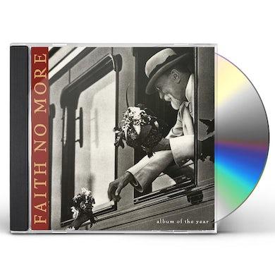 Faith No More ALBUM OF THE YEAR (2016 REMASTER) CD