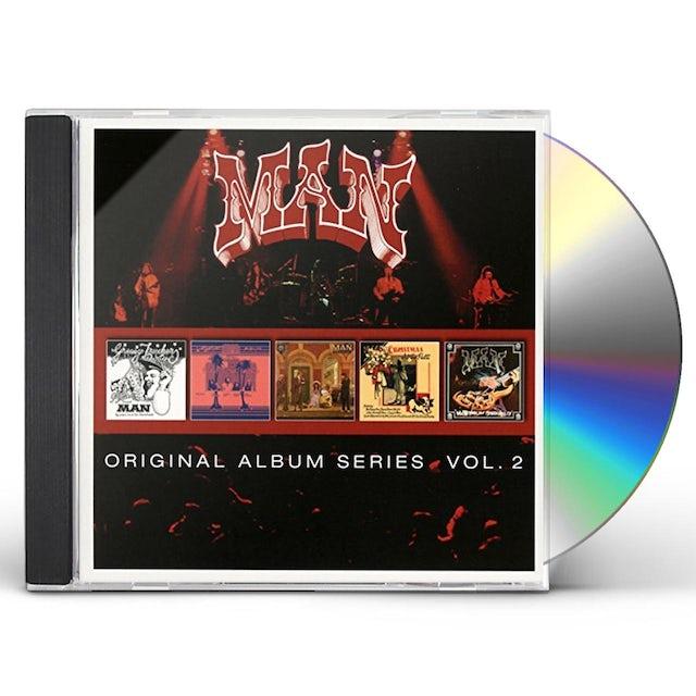 Man ORIGINAL ALBUM SERIES VOLUME 2 CD