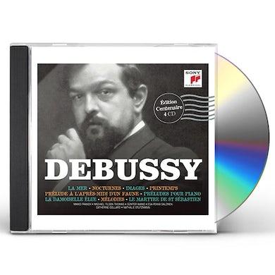 Claude Debussy EDITION CENTENAIRE CD