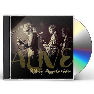 Rising Appalachia ALIVE (LIVE) CD