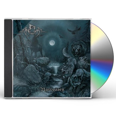 Manegarm NATTVASEN (T-SHIRT M) CD