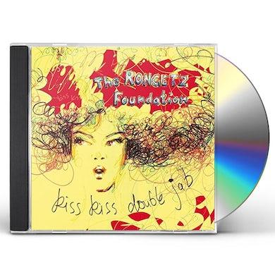 Rongetz Foundation KISS KISS DOUBLE JAB CD