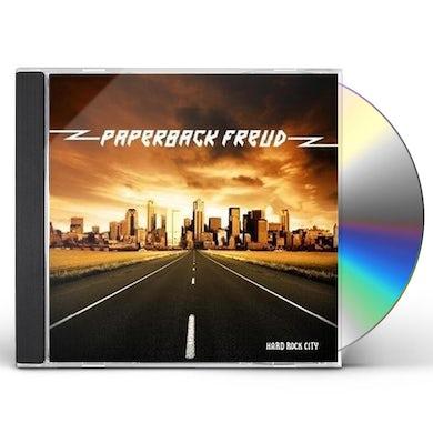 Paperback Freud HARD ROCK CITY CD