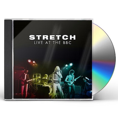 Stretch LIVE AT THE BBC CD