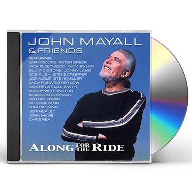 John Mayall ALONG FOR THE RIDE CD