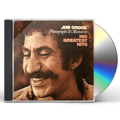 Jim Croce PHOTOGRAPHS & MEMORIES: HIS GREATEST HITS CD