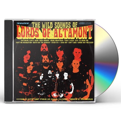 WILD SOUNDS OF LORDS OF ALTAMONT CD