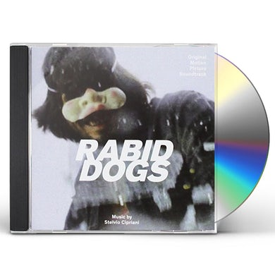 Stelvio Cipriani RABID DOGS / Original Soundtrack CD
