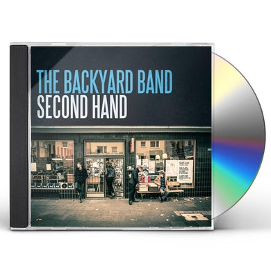 SECOND HAND CD