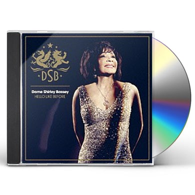 Shirley Bassey HELLO LIKE BEFORE CD