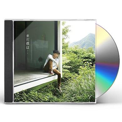 Wooyoung MADA BOKU HA (VERSION B) CD
