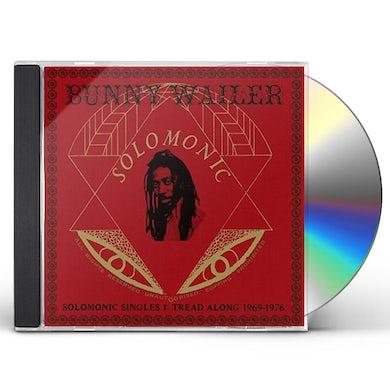Bunny Wailer SOLOMONIC SINGLES 1: TREAD ALONG 1969-1976 CD