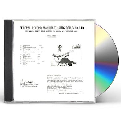 Ernest Ranglin JAZZ JAMAICA CD