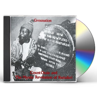 Count Ossie & The Mystic Revelation Of Rastafari GROUNATION CD
