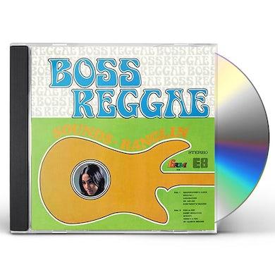 Ernest Ranglin BOSS REGGAE CD