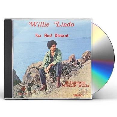 Willie Lindo FAR & DISTANT CD