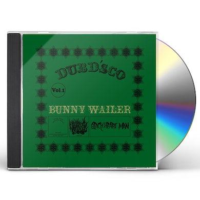 Bunny Wailer DUBD'SCO CD