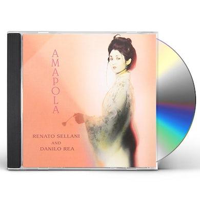 Renato Sellani AMAPOLA CD
