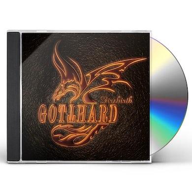 Gotthard FIREBIRTH CD