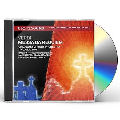 VERDI: REQUIEM CD