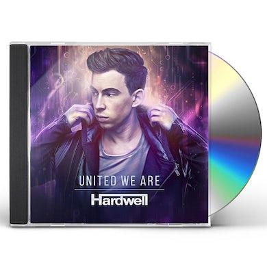 Hardwell UNITED WE ARE CD