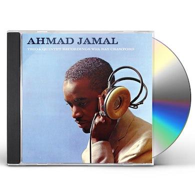 Ahmad Jamal TRIO & QUINTET RECORDINGS WITH RAY CRAWFORD CD