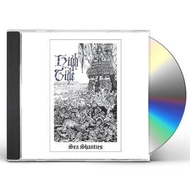 High Tide SEA SHANTIES CD