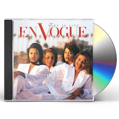 En Vogue BORN TO SING CD