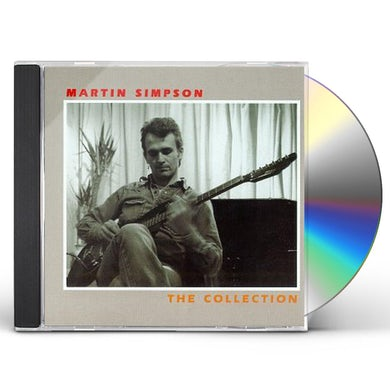 Martin Simpson COLLECTION CD