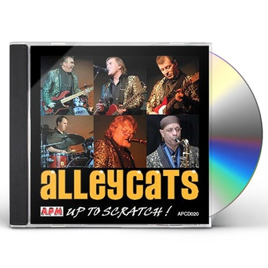 UP TO SCRATCH! CD