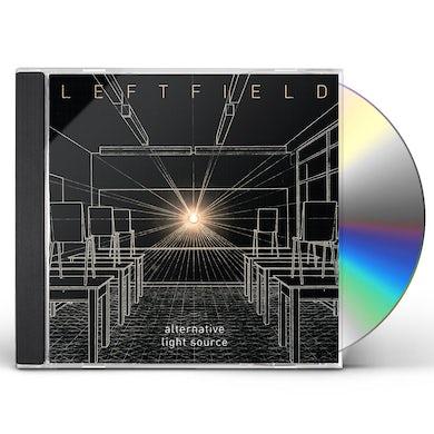 Leftfield ALTERNATIVE LIGHT SOURCE CD