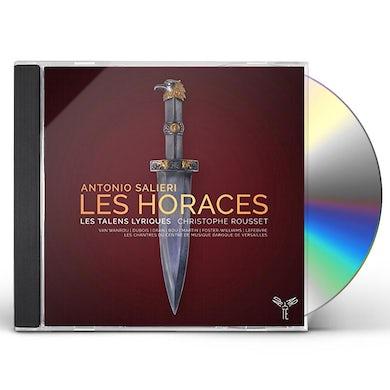 SALIERI: LES HORACES CD