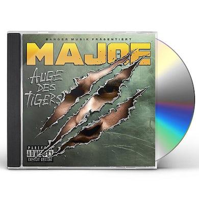 Majoe AUGE DES TIGERS CD