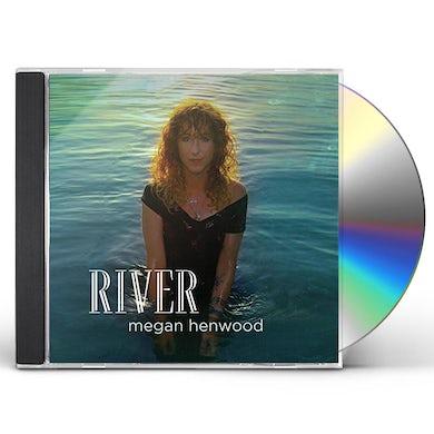 Megan Henwood RIVER CD