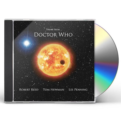 Robert Reed THEME FROM DR WHO CD