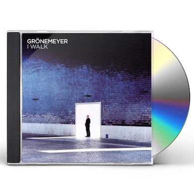 Herbert Gronemeyer I WALK CD