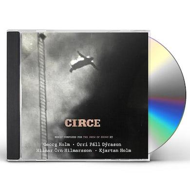 Circle CIRCE CD