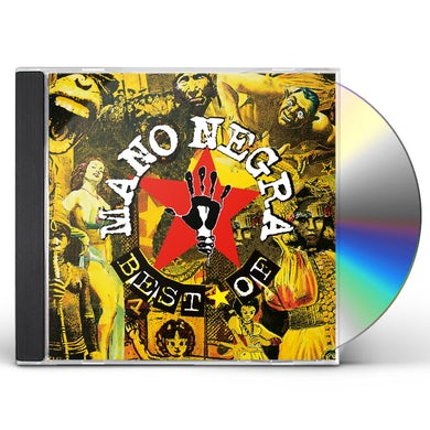 BEST OF MANO NEGRA CD