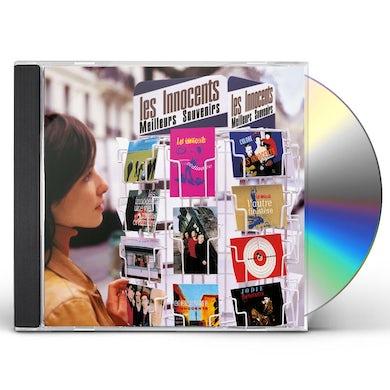 Les Innocents MEILLEURS SOUVENIRS CD