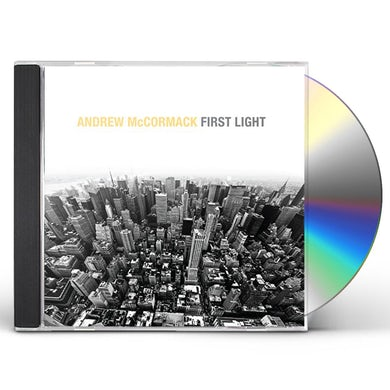 Andrew Mccormack FIRST LIGHT CD