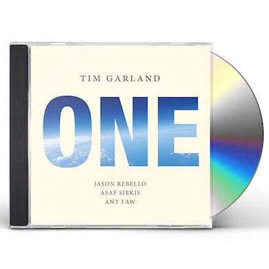Tim Garland ONE CD