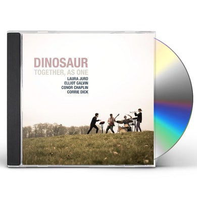 Dinosaur TOGETHER AS ONE CD