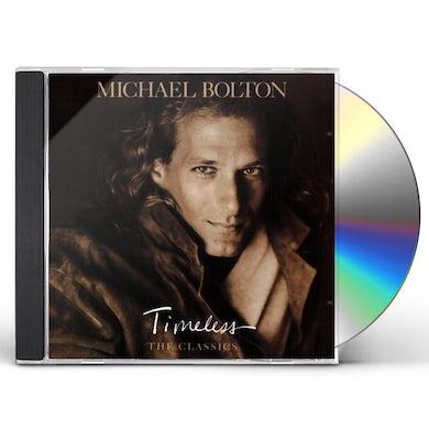 Michael Bolton TIMELESS THE CLASSICS CD