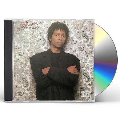 Djavan NAO E AZUL MAS E MAR CD