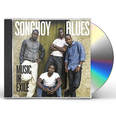 SONGHOY BLUES MUSIC IN EXILE DELUXE CD