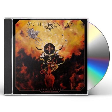 Acherontas PSYCHIC DEATH: THE SHATTERING OF PERCEPTIONS CD