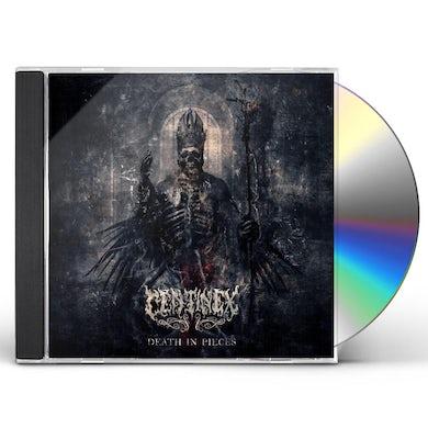 Centinex DEATH IN PIECES CD