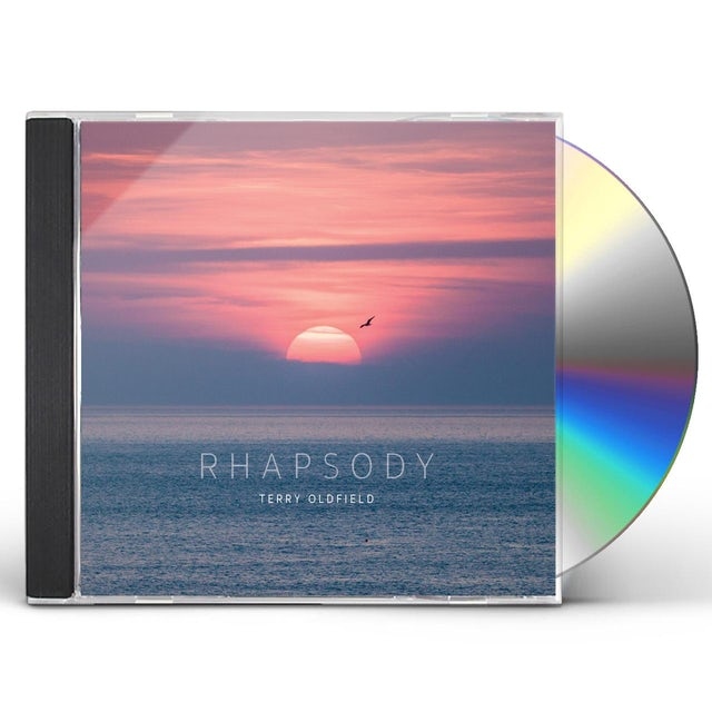 Terry Oldfield RHAPSODY CD