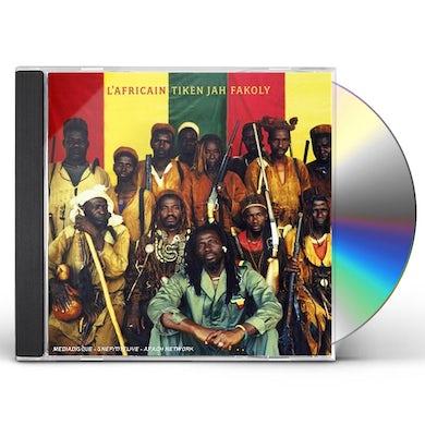 Tiken Jah Fakoly L'AFRICAIN CD